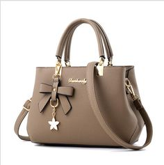 Buy Women Handbags Fashion Handbags for Women PU Leather Shoulder Bags Messenger Tote Bags - Khaki - and More Fashion Bags at Affordable Prices. Crossbody Shoulder Bag, Shoulder Handbags, Leather Shoulder Bag, Shoulder Bags, Shoulder Joint, Shoulder Strap, Satchel Handbags, Handbags Michael Kors, Purses And Handbags