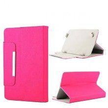 Capa Tablet 8 Polegadas Magnetico - Stand Rosa  R$35,44