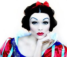 kandee johnson Snow White