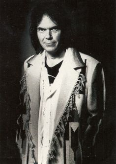Neil Young photographed by Tom Sheehan