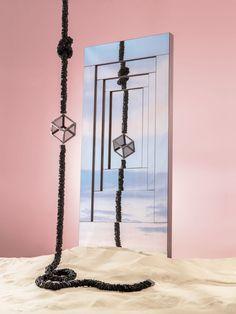 Pegada artsy: 8 móveis e objetos assinados combinados com espelhos