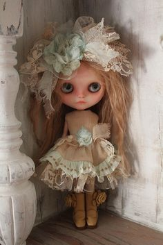 Harlow by Donna Cooper from Cooperdolls, via Flickr