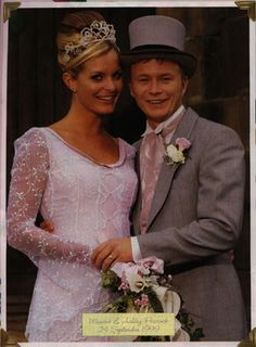Coronation Street Max and Ashley  enough time go buy , they have booth been murdered!
