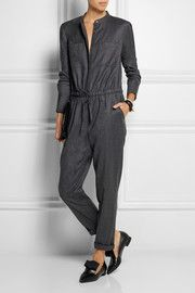 J.CrewCollection wool jumpsuit