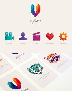 Inspiration : 15 projets autour des identités graphiques et du branding - inspiration