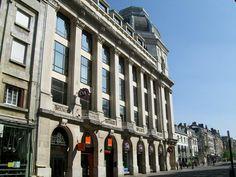 Un immeuble art déco rue de Vesle, Reims