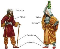 Vestimenta andalusí