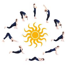Steps Yoga Surya Namaskar Sun Salutation: How to reduce stubborn belly fat fast? Best abdominal exercise for flat belly. Best yoga for belly fat. Quick Weight Loss Tips, Weight Loss Help, Yoga For Weight Loss, Weight Loss Program, Best Weight Loss, Losing Weight, Weight Gain, Reduce Weight, Yoga Routine