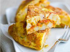 Avec les lectrices reporter de Femme Actuelle, découvrez les recettes de cuisine des internautes : Tortilla au chorizo