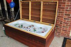 Eski Idea- utilising an old bath tub!