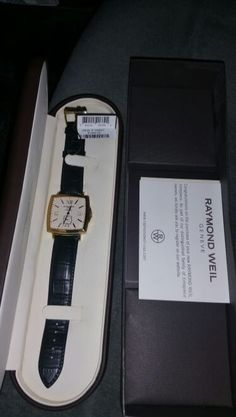 Raymond Weil Tradition Mechanical Mens Watch