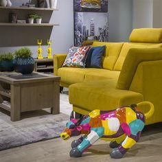 Object bull fighter van Coco Maison  verkrijgbaar bij Korver Living in Sliedrecht   #cocomaison  #hendersenhazel #interieur #accessoires