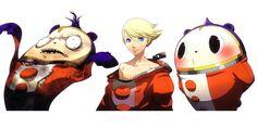 Shigenori Soejima - Persona 4 - Teddie Costumes