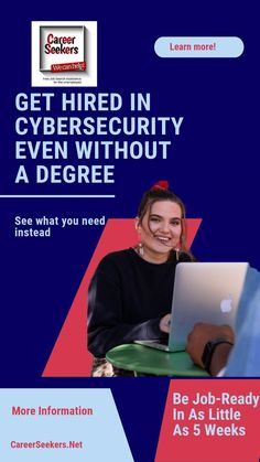 There are many jobs available in the field of cybersecurity, but you don't need a degree to land one. Get the answers to the common questions asked about this growing field including certifications, jobs, salary, and more. #cybersecurity #training