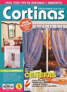 Revista Cortinas Magazine Crafts, Cross Stitch Books, Bargello, Crochet Accessories, Doilies, Window Treatments, Sweet Home, Crochet Patterns, Art Deco