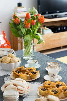 Thé de la fête des Mères - Mother's day tea party