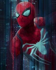 Spiderman fan art by jasricart, r/apphics : marvel Marvel Comics, Ms Marvel, Marvel Art, Marvel Heroes, Marvel Characters, Marvel Avengers, Spiderman Marvel, Spiderman Anime, Anime Superhero