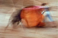 The Unfocused Matador - Ernst Haas