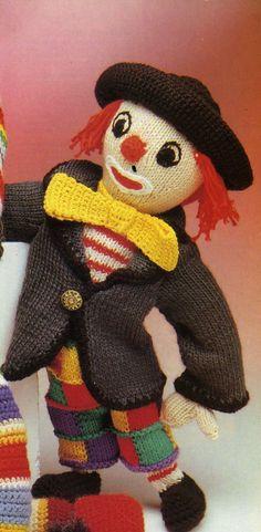 patroon clown