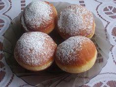 Trošku prácne, ale stoja za to. Czech Recipes, Desert Recipes, Hamburger, Ale, Food And Drink, Bread, Cooking, Yum Yum, Basket