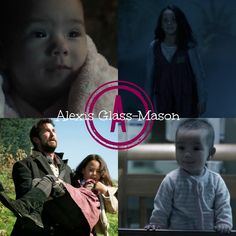 """Alexis Glass Mason from the TV Show """"Falling Skies""""."""