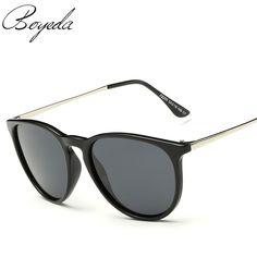 Luxury Brand Women Tourism Prevent Ultraviolet Sunglass Fashion Sun Glasses Polarized Sunglasses Women Driving UV400