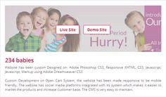 Website has been custom Designed on- Adobe Photoshop CS3, Responsive XHTML, CSS, Javascript, Javascript, Markup using Adobe Dreamweaver CS3 designed by Professional web designing company : AblySoft