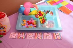 another rainbow party craft