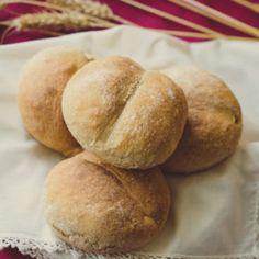 Chleb rustykalny Hamelmana - przepis ze Strefa Wypieków Banoffee Pie, Hamburger, Bread, Essen, Hamburgers, Burgers