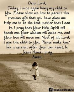 My heart's prayer...