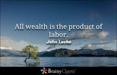 #labor #product #wealth