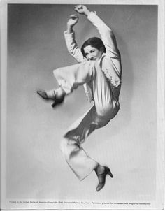 Carmen Amaya (1913-1963) ~ born in Barcelona ~ 'the most extraordinary personality of all time on flamenco dance'!