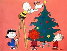 'Decorating the Tree!!', A Charlie Brown Christmas.