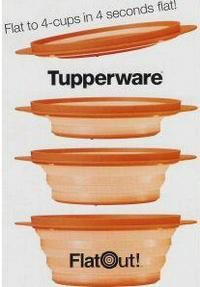 flat out tupperware
