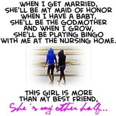 My BFF Brittany & me. So lucky to have found such an amazing friend. 20 years of friendship! Bff Quotes, Best Friend Quotes, Cute Quotes, Friendship Quotes, Great Quotes, Quotes To Live By, Funny Quotes, Inspirational Quotes, Qoutes