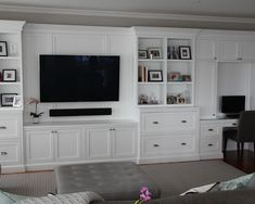 Media Room TV Above Fireplace Design, Pictures, Remodel, Decor and Ideas - page 25