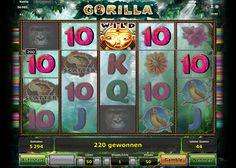 Gorilla im Test (Novoline)