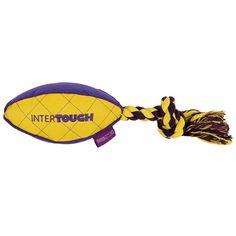 Bola de Futebol Americano Intertough Duki - MeuAmigoPet