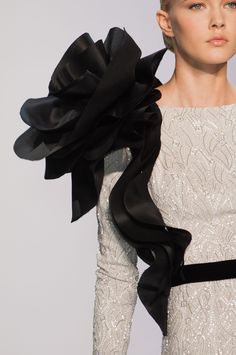 Défilé Ralph & Russo Printemps-été 2014 Haute couture - Madame...