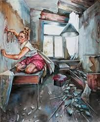 Justine Otto - Google Search Contemporary Artists, Surrealism, Painting, Inspire, Inspiration, Google Search, Art, Kunst, Biblical Inspiration