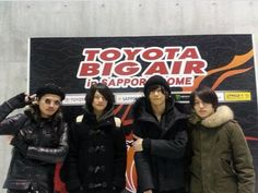 [Champagne]2014/2/22「TOYOTA BIG AIR 2014」@札幌ドーム Toyota, Champagne, Broadway Shows, Movies, Movie Posters, Films, Film Poster, Cinema, Movie