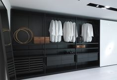 Storage wardrobe - piero lissoni