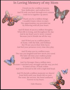 An original poem written for my mother- the strongest woman I ever knew.