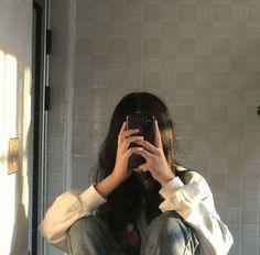Cosmetic Web, Human Body, Korean Girl, Wattpad, Portrait, Sketches, Profile, Icons, Random