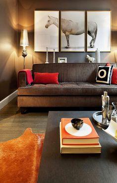Contemporary Apartment by Lo Chen Design