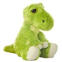 Aurora Dreamy Eyes Stuffed T-Rex Dinosaur Plush Toy - In stock & same day shipping! Shop www.DinosaurToysSuperstore.com