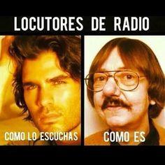 fotos de risa locutores de radio