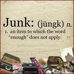Yep!...Yep this is me totally!