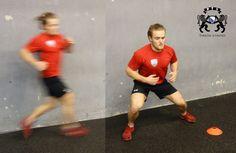 Acceleration to Base/Lateral Shuffle Athlete, Exercises, Base, Running, Sports, Youtube, Hs Sports, Exercise Routines, Keep Running