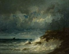 The Headland Jules Dupré (1811–1889) Glasgow Museums Resource Centre (GMRC)